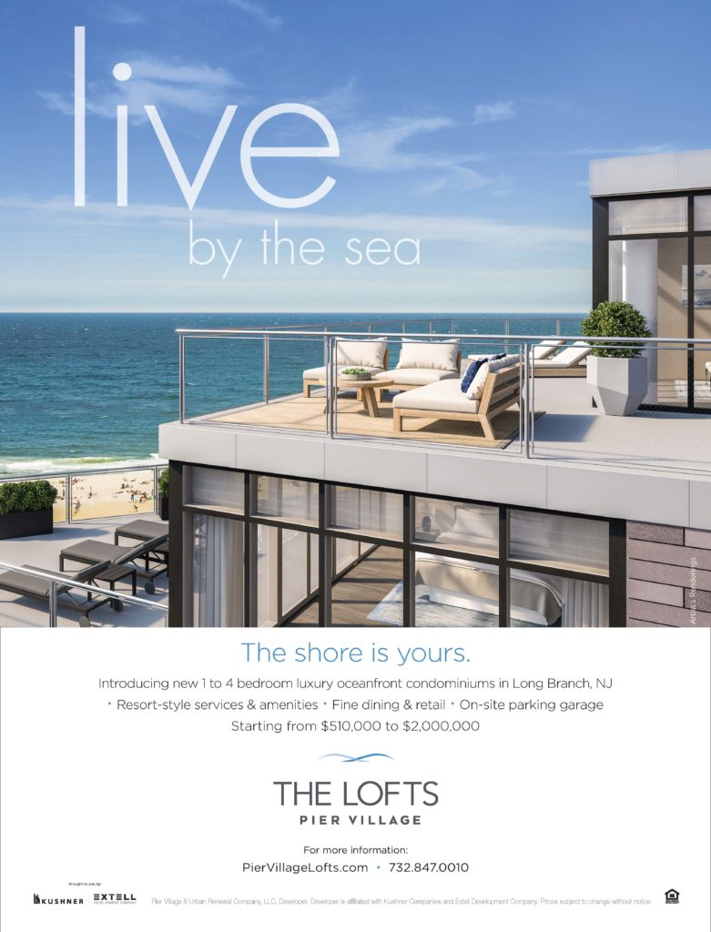The Lofts Pier Village Print Ad_Pace blog